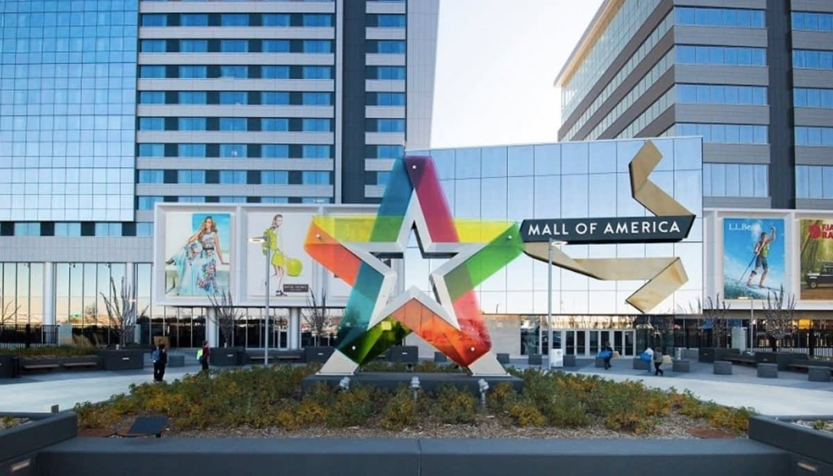 The Mall of America